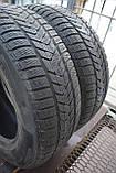 Шины б/у 215/65 R16 Pirelli Winter Sottozero3, пара, фото 2