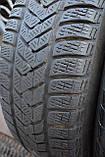 Шины б/у 215/65 R16 Pirelli Winter Sottozero3, пара, фото 7