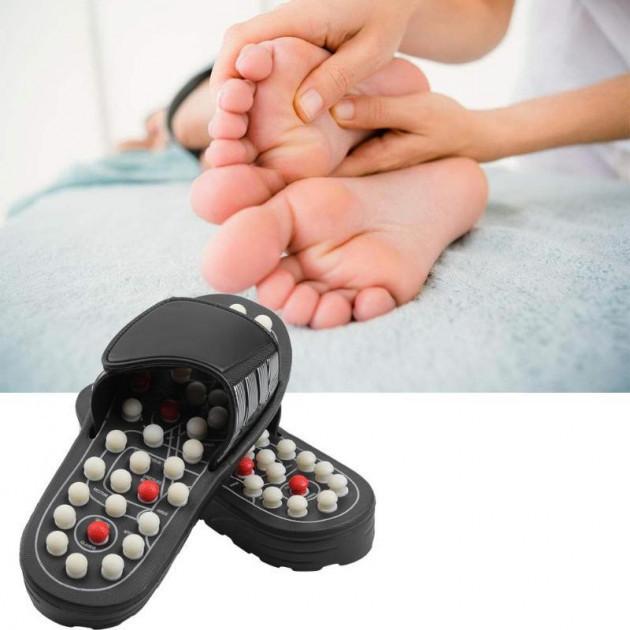 Массажные тапочки Bradex Massage Slipper Рефлекторные