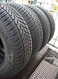 Шины б/у 215/65 R16 Dunlop SP Winter Sport 4D,  6-7 мм, комплект, фото 2