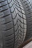 Шины б/у 215/65 R16 Dunlop SP Winter Sport 4D,  6-7 мм, комплект, фото 3