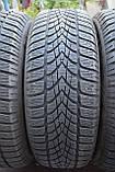 Шины б/у 215/65 R16 Dunlop SP Winter Sport 4D,  6-7 мм, комплект, фото 5