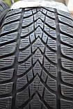 Шины б/у 215/65 R16 Dunlop SP Winter Sport 4D,  6-7 мм, комплект, фото 7