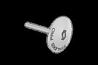 Диск педикюрный зонтик PODODISC STALEKS PRO S со сменным файлом-кольцом 180 грит 5 шт (15 мм), UPDset-15