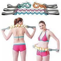 Роликовый Ручной Массажер-Лента Massage Rope, фото 3