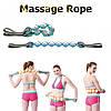 Роликовый Ручной Массажер-Лента Massage Rope, фото 2