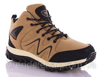Зимові чоловічі черевики р41-46 (код 8777-00)