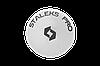 Диск педикюрный зонтик PODODISC STALEKS PRO L со сменным файлом-кольцом 180 грит 5 шт (25 мм), UPDset-25, фото 3