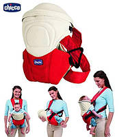 Эрго рюкзак-кенгуру Chicco Soft Dream Red passion (1119104258)
