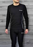 Термобелье мужское черное Термо Columbia термобілизна Коламбія комплект Размер: M, L, XL, XXL