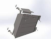 Защита топливного фильтра и лямбда зонду с вебасто OPEL VIVARO ІІ (V-1.6D пасажир) 2014-2019 г.в.