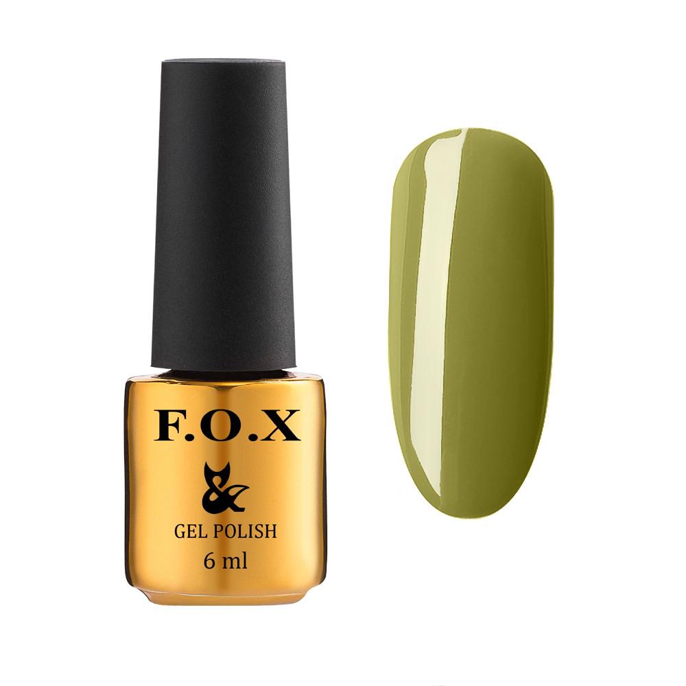 Гель-лак для ногтей F.O.X Euphoria №604 6мл