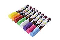 Маркер меловой PRC Le Color - FL-001 (8 шт.) (Neon Pen)
