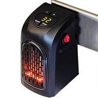 Портативний обігрівач Rovus Handy Heater Портативний обігрівач Вітро дуйка тепловентилятор, фото 1