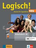 Книга Logisch neu, B1 Arbeitsbuch mit Audios zum Download ISBN 9783126052221
