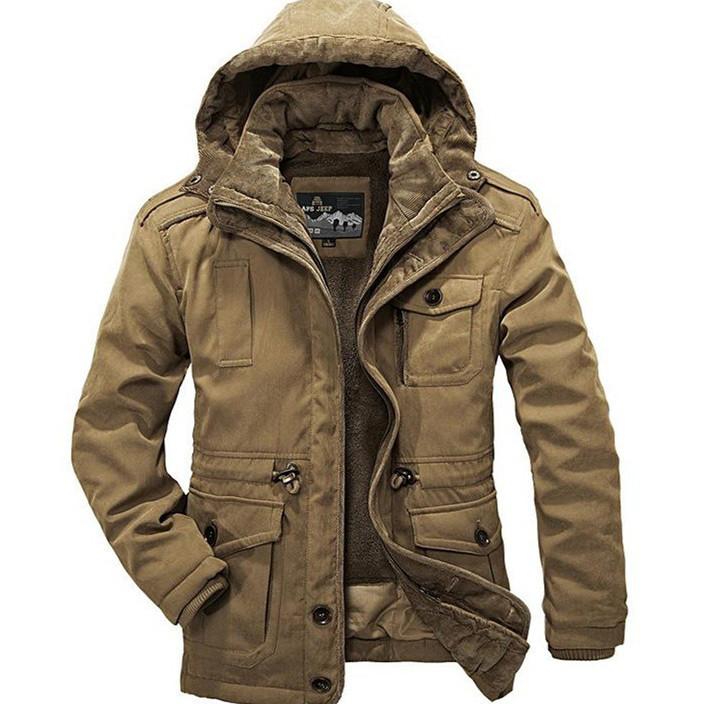Чоловіча зимова куртка. Модель 0337