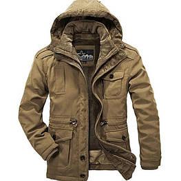 Мужская зимняя куртка. Модель 0337