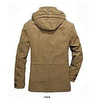 Чоловіча зимова куртка. Модель 0337, фото 2