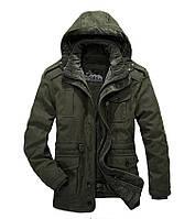 Чоловіча зимова куртка. Модель 0337, фото 4