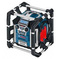 Зарядний пристрій і FM радіо Bosch GML 50 POWER BOX