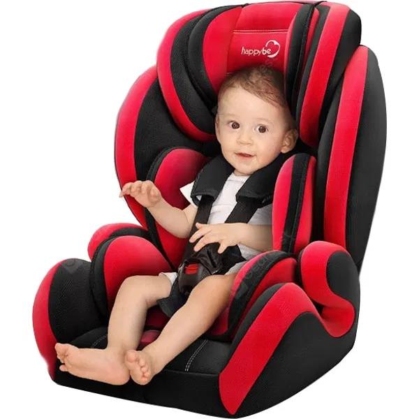 Детские кресла от 9 месяцев до 4-х лет ( с базой)