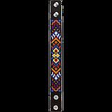 Набор для вышивания нитками на искусственной коже FLHL-037, фото 3