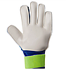 Перчатки вратарские  FB931B VCY р-9 с защитными вставками, зеленый, фото 2