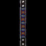 Набор для вышивания нитками на искусственной коже FLHL-038, фото 2