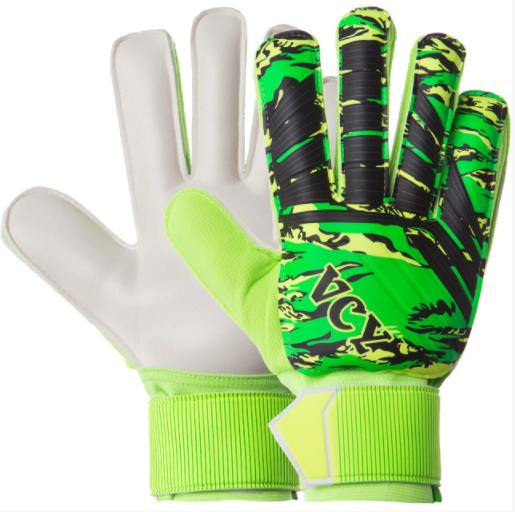 Перчатки вратарские  FB931B VCY р-9 с защитными вставками, зеленый