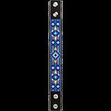 Набір для вишивання нитками на штучній шкірі FLHL-040, фото 3