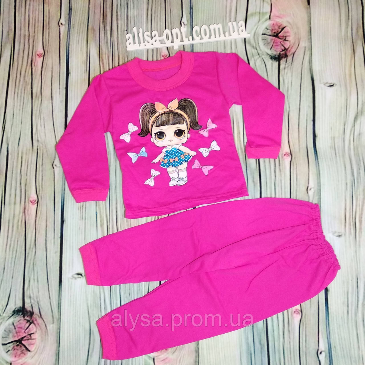 Детская пижама Лола начес