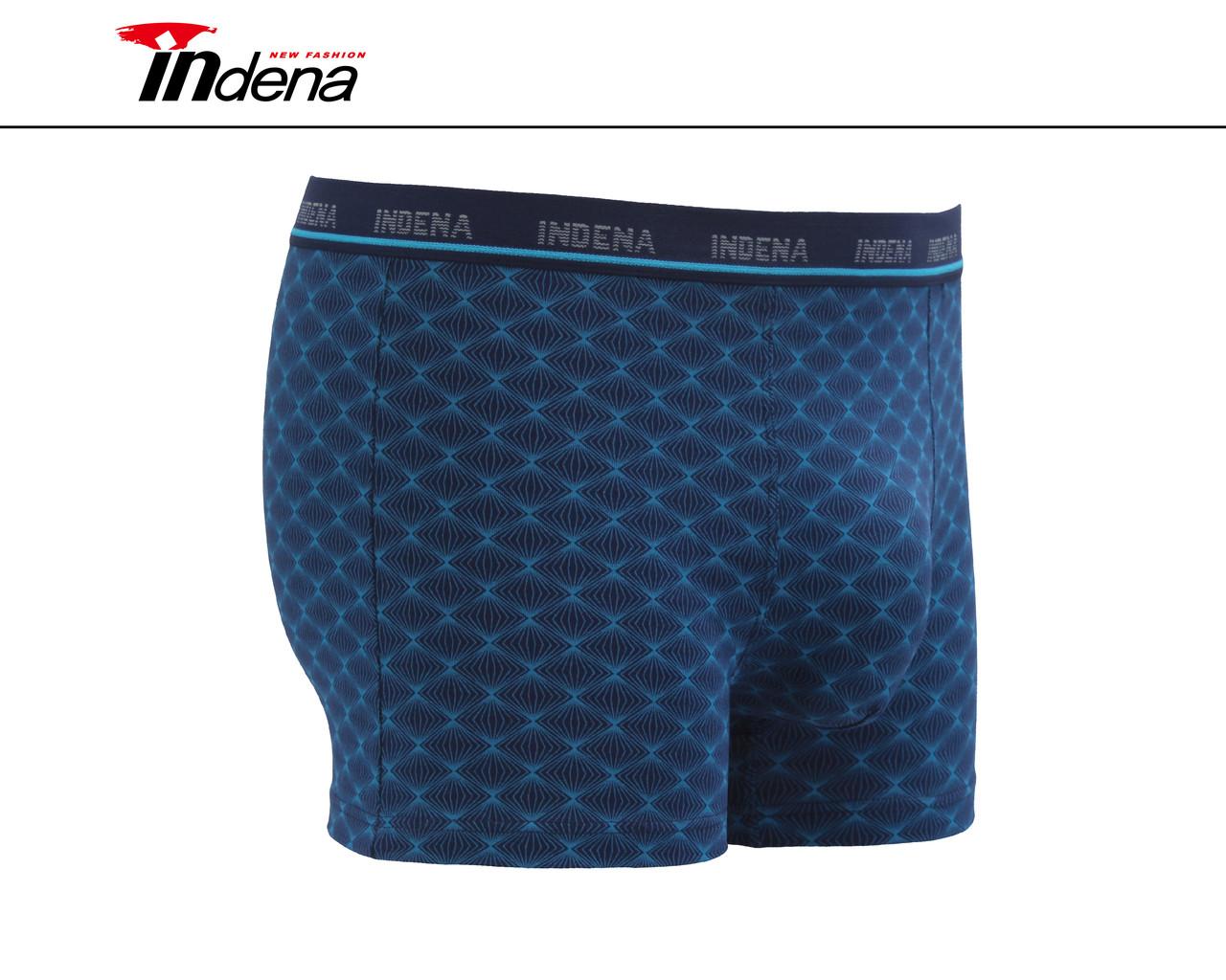 Мужские стрейчевые боксеры «INDENA»  АРТ.95168