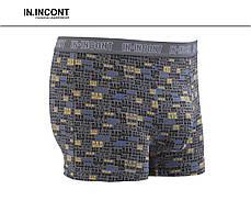 Мужские стрейчевые боксеры бренда IN.INCONT Арт.9112, фото 3