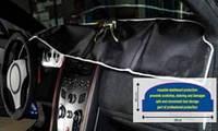 Чехол для панели приборов автомобиля