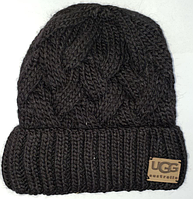 Женская шапка на флисе варианты расцветок, фото 1