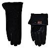Перчатки женские (замш, кожа)