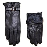 Перчатки женские сенсорные (кожа, мех)
