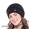 Женская шапка Виктория (8 цветов)