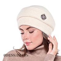 Женская шапка Нэнси (7 цветов), фото 1