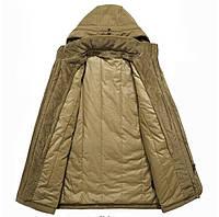 Чоловіча зимова куртка. Модель 0337, фото 3
