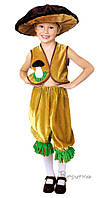 Детский карнавальный костюм Гриба Боровика Код 9406