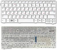 Клавиатура для ноутбука Samsung N100 N128 N140 N145 N148 N150 N158 NB20 NB30 (русская раскладка, белый цвет)