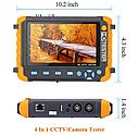 Монитор тестер  видеонаблюдения  8MP AHD 8MP TVI 8MP CVI CVBS 5-дюймовый -все виды  камер !!!, фото 8