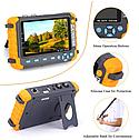 Монитор тестер  видеонаблюдения  8MP AHD 8MP TVI 8MP CVI CVBS 5-дюймовый -все виды  камер !!!, фото 7