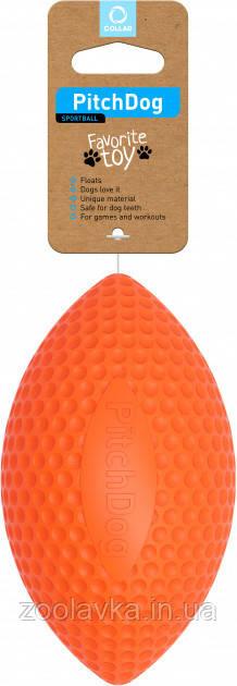 Игрушка для собак Pitch Dog мяч для апортировки 9 см (6241)
