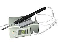 Электрошпатель цифровой Khors Digital М(модернизированный), нагреватель 2.5мм + 6шт насадки, фото 1