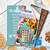 Шоколадна плитка ВЧИТЕЛЮ ОБРАЗОТВОРЧОГО МИСТЕЦТВА (чорний шоколад)
