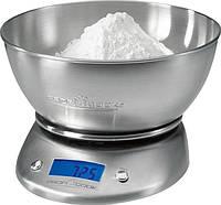 Весы кухонные с металлической чашей Profi Cook, фото 1