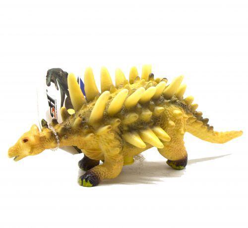 """Динозавр резиновый """"Анкилозавр""""  sco"""