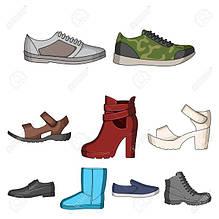 Кросівки та Взуття